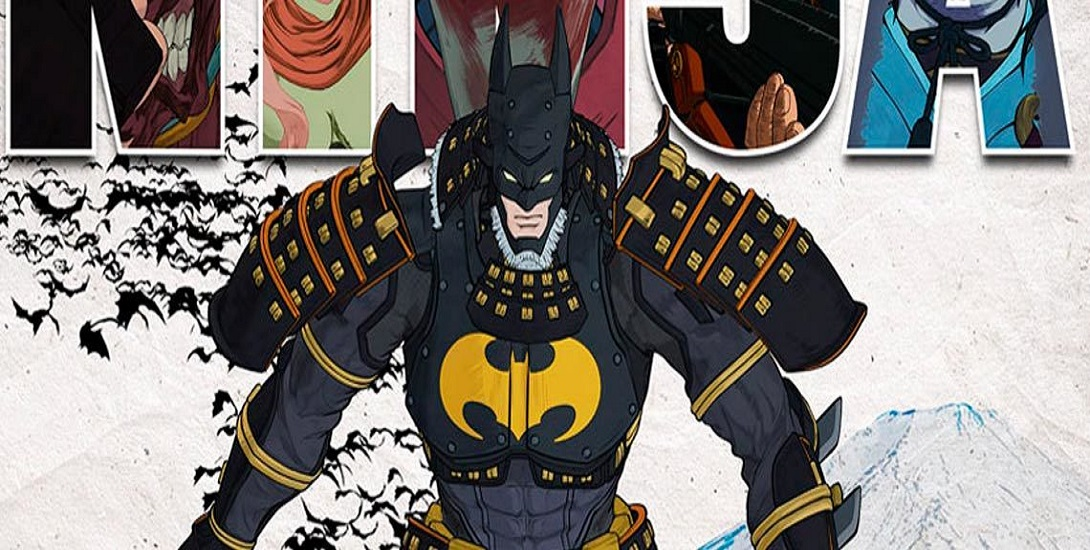 Trailer Oficial De Batman Ninja Frogx Three