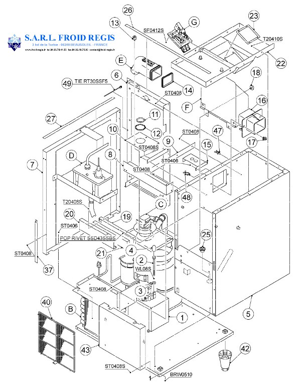 Wiring Diagram Flake Ice Machine Whirlpool Refrigerator