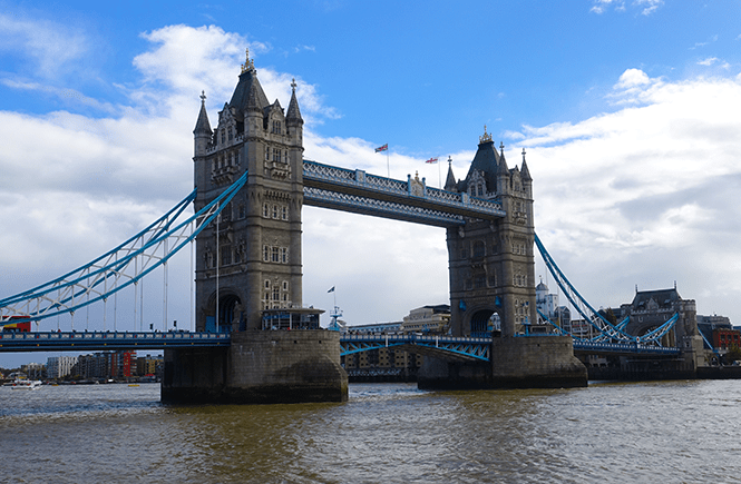 Photo of Tower Bridge by Frolic & Courage.