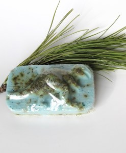 Dinosaur Scrub Shea Butter-Goat Milk Soap