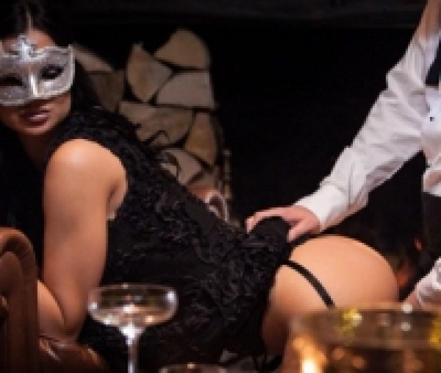 Couple In Erotic Video