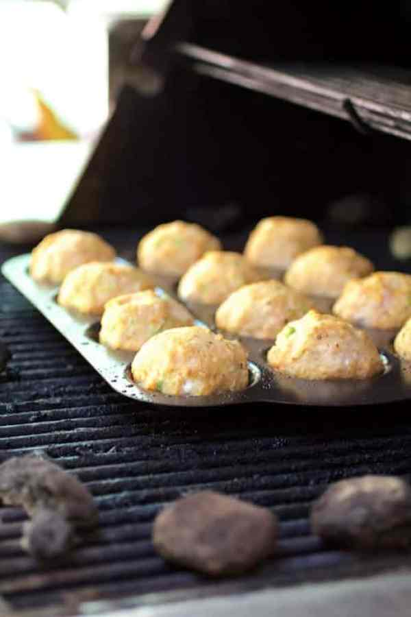 Asian Barbecue Chicken Meatballs