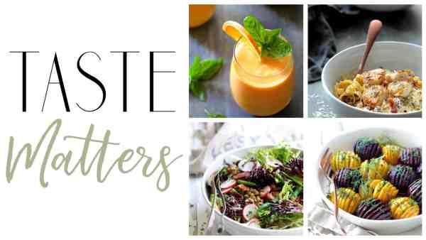 Taste Matters Facebook Group