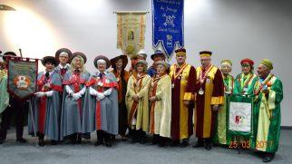 AG du Conseil Français de confréries - Toulon le 25 03 17