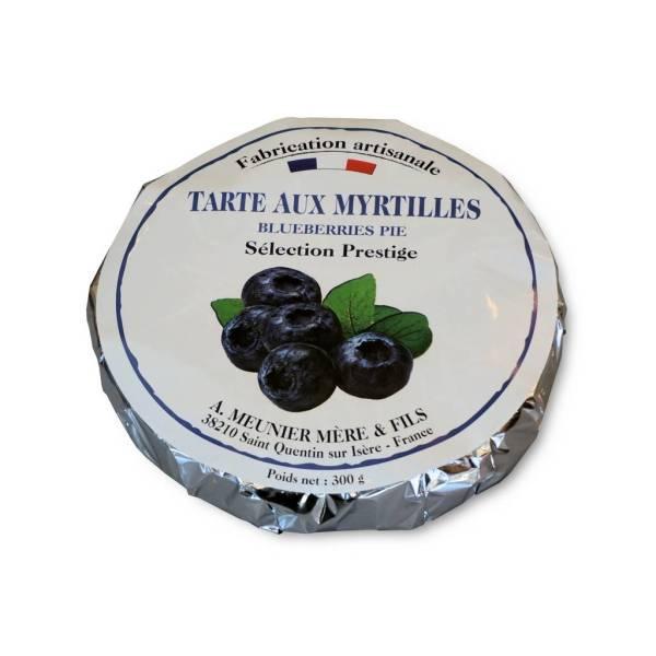 Tarte aux myrtilles 300g