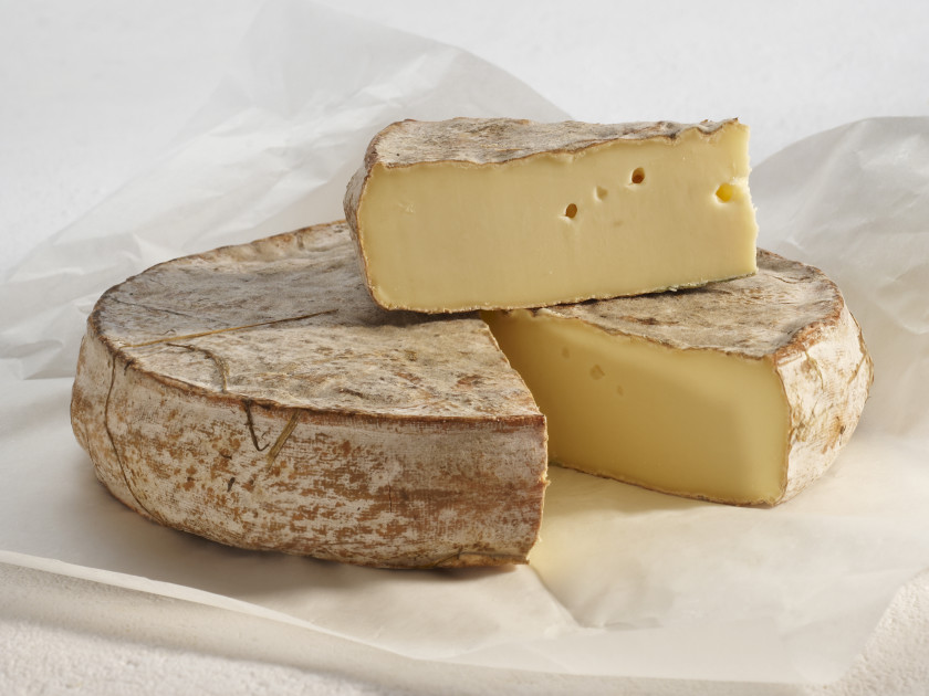 Image result for saint nectaire cheese