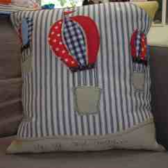 T Cushion Sofa Cover Sage And Loveseat Freehand Machine Embroidery With Poppy Treffry - From ...