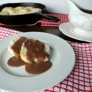 The Best Buttermilk Biscuits with Chocolate Gravy for Breakfast Ideas Mondays