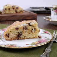 Chocolate Chip Scones for Breakfast Ideas Mondays