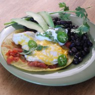Huevos Rancheros for Breakfast Ideas Mondays
