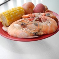 Beach Food Part 3: Low Country Boil – This would also be great for the Fourth of July