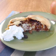 Apfel Strudel and Apple Picking