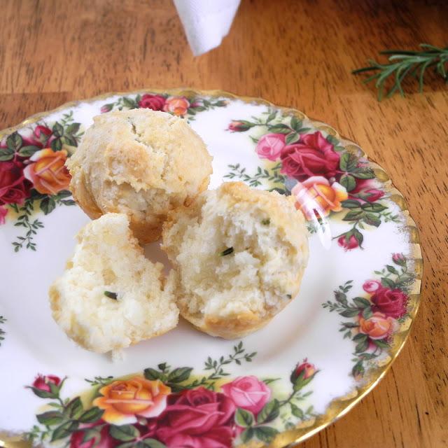 Rosemary Muffins