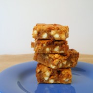 Brittle Blondies
