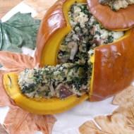 Thanksgiving Stuffed Pumpkin