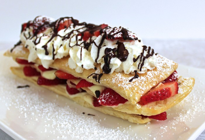 Strawberry Napoleon 2