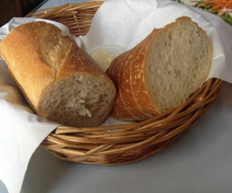Last Resort Grill Bread