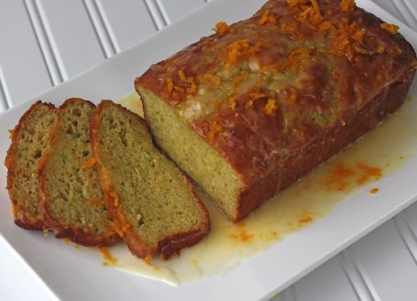 Orange Zucchini Bread