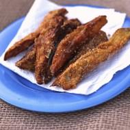Eggplant Fries
