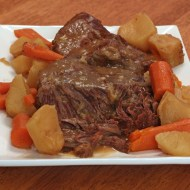 Pot Roast with Beer