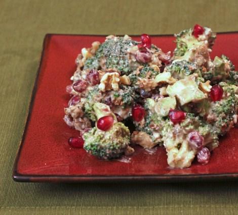 Updated Broccoli Salad