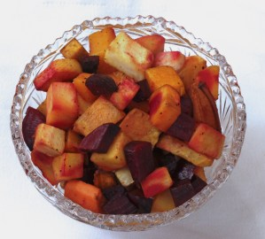 Smoked Winter Vegetables