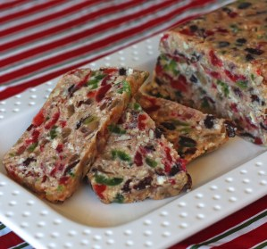 Icebox Fruit Cake