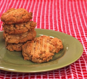 Brown Butter Cinnamon Chip Cookies