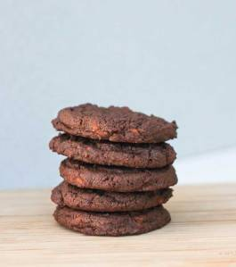 Mexican Hot Chocolate Cinnamon Chip Cookies
