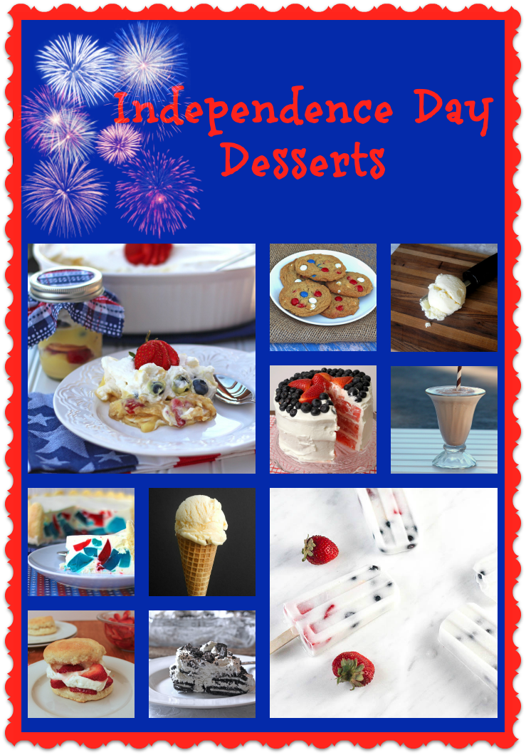 Independence Day Desserts