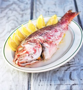 Italian Salt Fish