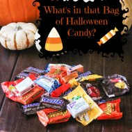What's in that Bag of Halloween Candy?