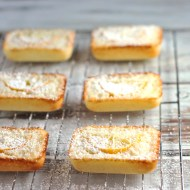Little Meyer Lemon Tea Cakes