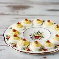 Mother's Deviled Eggs