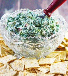 Spinach Dip without the Soup Mix