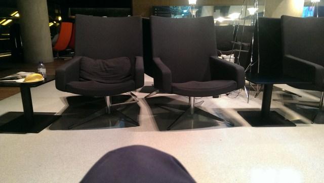 Lisbon first class lounge