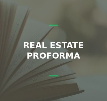 Real Estate Proforma – A Pro forma 101 for Pro Forma Rent