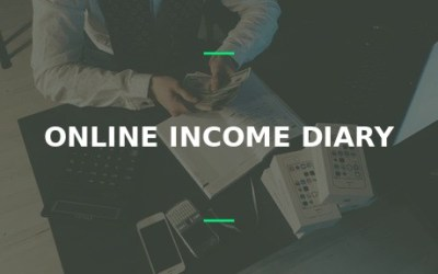 online income report income diary report how to make money online