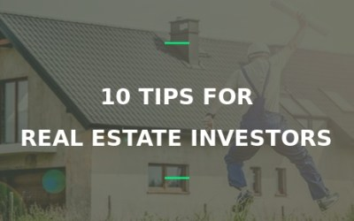 tips for real estate investors