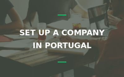 set up a company in portugal