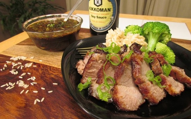 Chinese Style Roast Pork