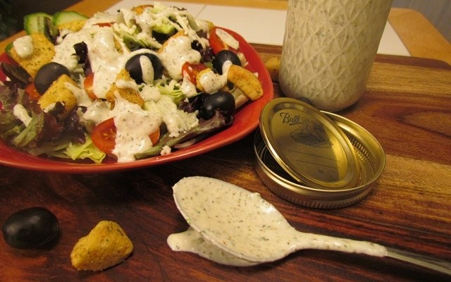 Creamy Italian Dressing Recipe