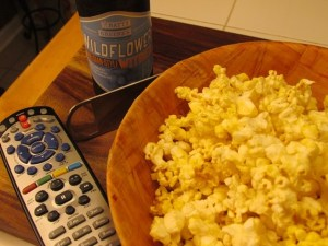 Election Day Popcorn