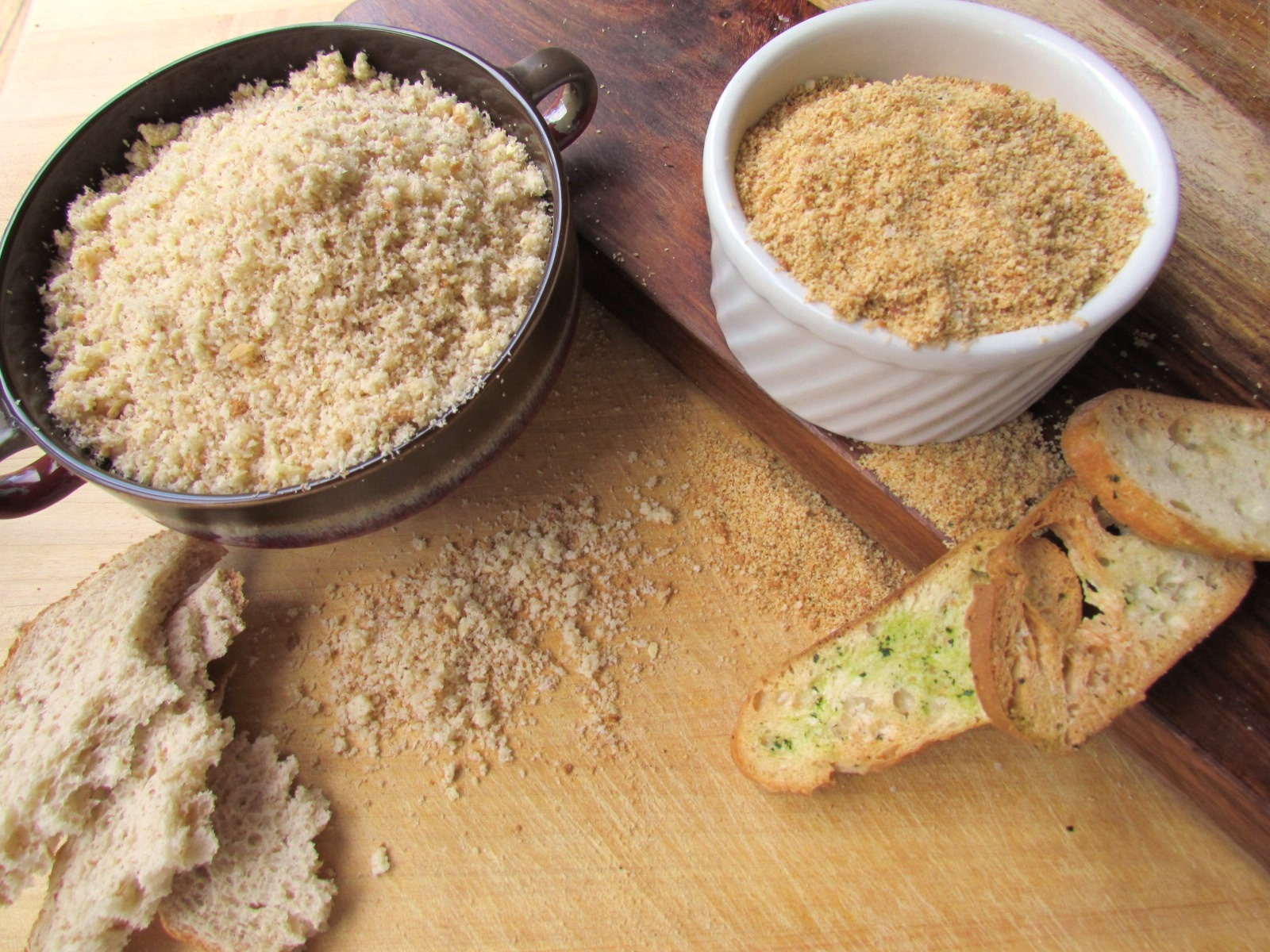 Make Homemade Breadcrumbs
