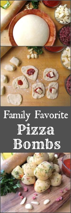 Pizza Bomb Recipe