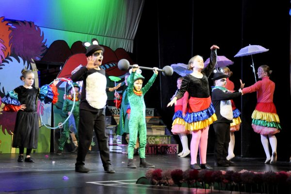 FMTC performing Seussical the Musical
