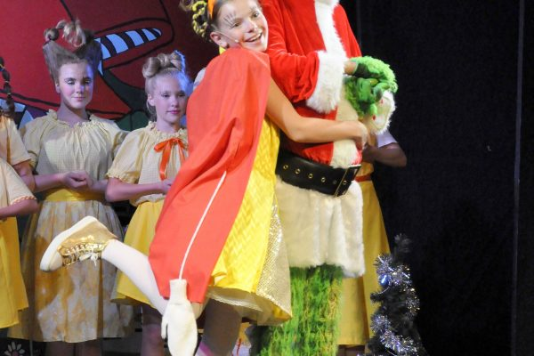 Seussical musical production by FMTC