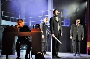frome, musical, theatre, titanic