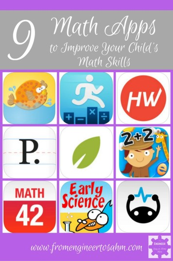 Math Apps for Kids | How to Improve Math Skills | 9 Math Apps that will help your kids improve their math skills