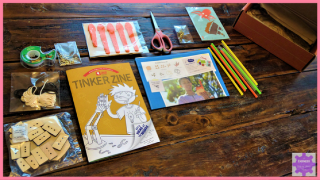 Mechanics for Kids | Tinker Crate | The Mechanics Behind our Hands